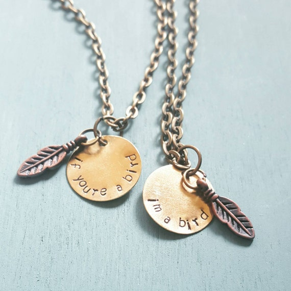 couples bracelet and necklace necklace set with feather charms if you re a 7653