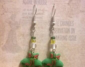 Jingle Bell Christmas Earrings