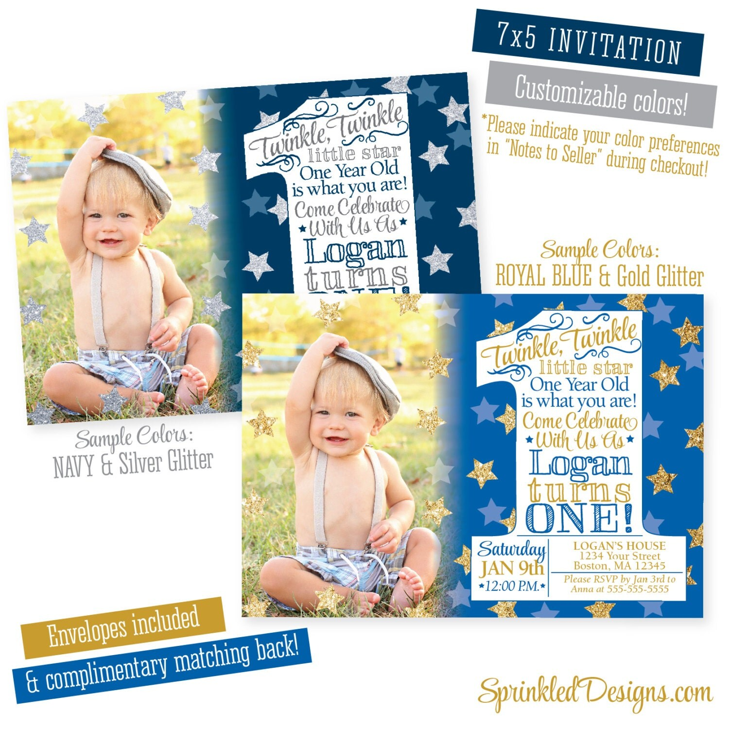 Invitation For 1st Birthday Baby Boy Images Sample