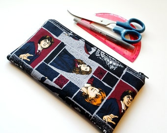 Large Pencil Case Harry Potter Comic Character Block