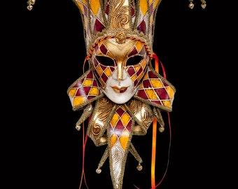 Venetian Mask | Meraviglia Jolly