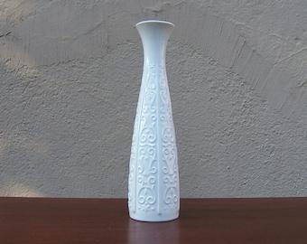 Porcelain vase by Kerafina - ROYAL Bavaria KPM - Vintage - Op Art - West Germany - 1960s - Mid Century Modern