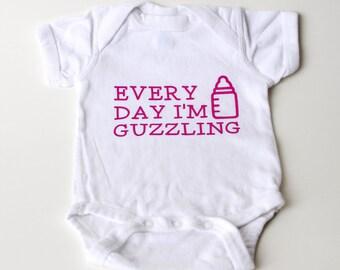 Funny Baby Onesie - Newborn Baby Girl Gift