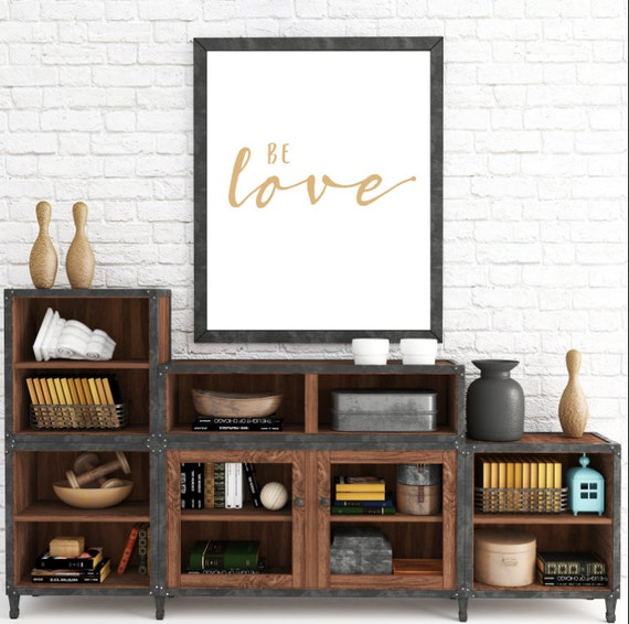 Be Love, Love Print, Love Art, Love Printable, Adoption Gifts, Adoption Art, Adoption Fundraiser, Love, Love Print, Printable Wall Art
