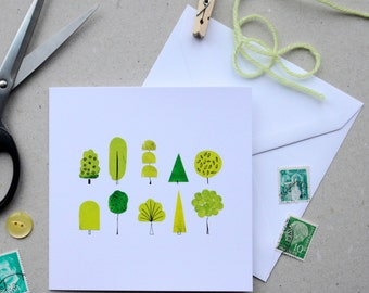 SALE! Nature Greetings Card