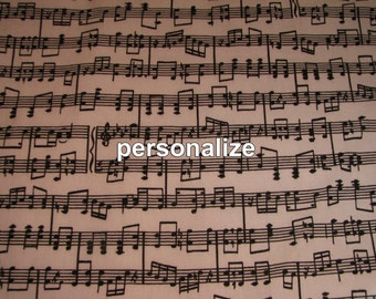 music bag, music book bag, musician gift, music lesson bag, custom personalized bag with name or music instrument personalized musician gift