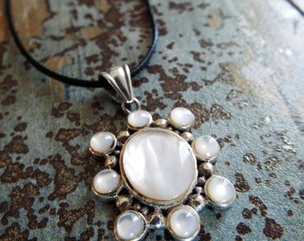 Silver Pendant Fildisi Sterling 925 Handmade Gothic Vintage Antique Necklace Jewelry 2
