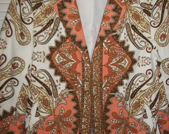 Vintage Talbot's Beautiful Spring Jacket Size 14 Perfect Career and Travel Find