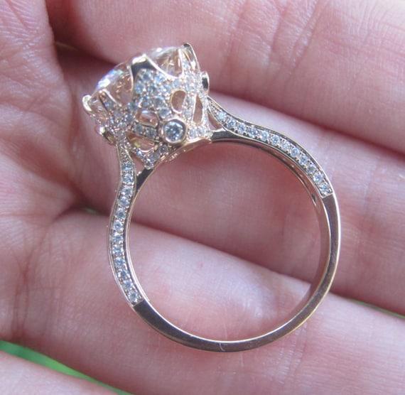 like this item - Crown Wedding Ring