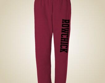 Women's rowing sweatpants - RowChick