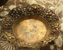 Yogya - vintage indonesian silver - plate