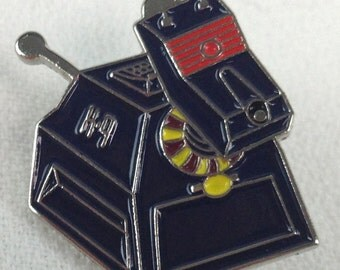 Doctor Who K-9 Pin