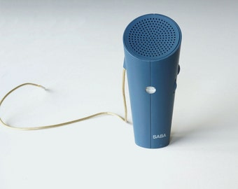 RADIO Oyé-Oyé by PHILIPPE STARCK, portable radio vintage 1994, working