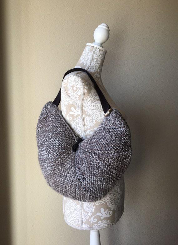 Pebblebrook Bag - a loom knit pattern