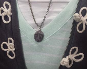 Trilobite Necklace