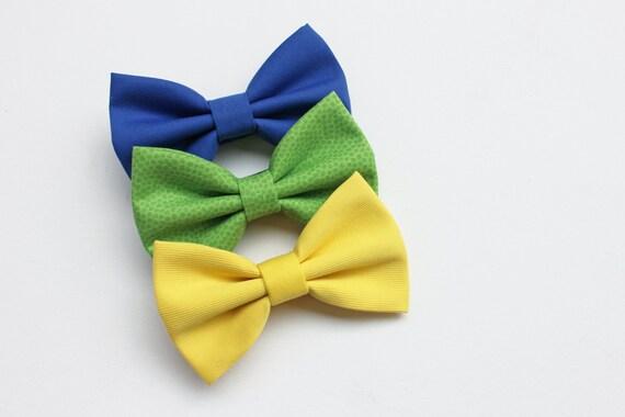papillon per bambino blu giallo verde mela verde menta