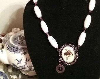 OOAK Alice in Wonderland Jewelry