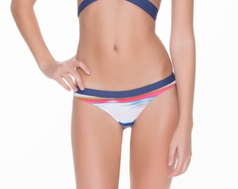 Two-Piece Wraparround Halter Bikini