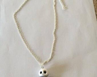 Skellington Necklace!