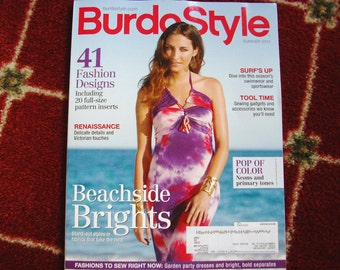 BurdaStyle Magazine Summer 2014