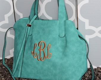Monogrammed Handbag/  Crossbody          PRICE REDUCED   Only 3 Bags Left!