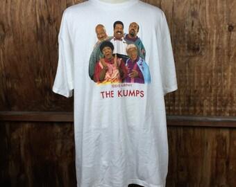 Vintage Dead Stock Nutty Professor 2 The Klumps Promo T-Shirt Sz. XXL Eddie Murphy