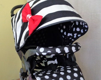 Canopies and accessories for Britax strollers