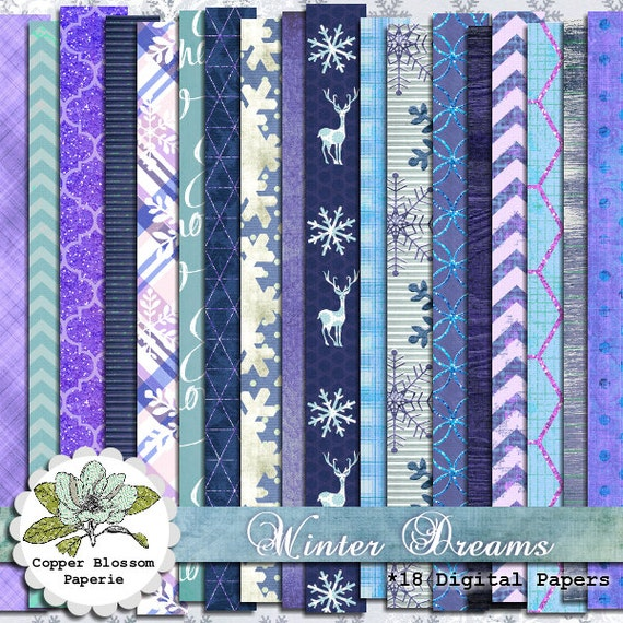 winter dreams reasearch paper Especially for paper lovers, our winter dreams paper pak contains 7 12x12 artistic holiday patterned papers with a vintage shabby feel perfect for paper crafters, as well as digital artists, these papers have endless uses.
