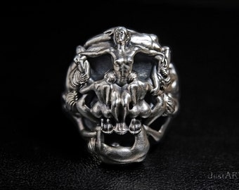 Voluptuous Death. Salvador Dali 's Skull Ring