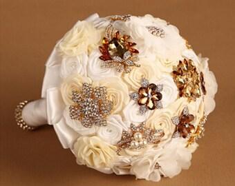 Fall Bridal Bridal Bouquet