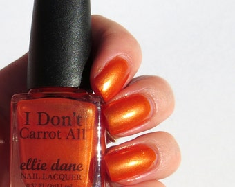 I Don't Carrot All - Nail Polish 11ml (Full Size)