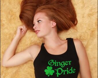 Ginger Pride tank