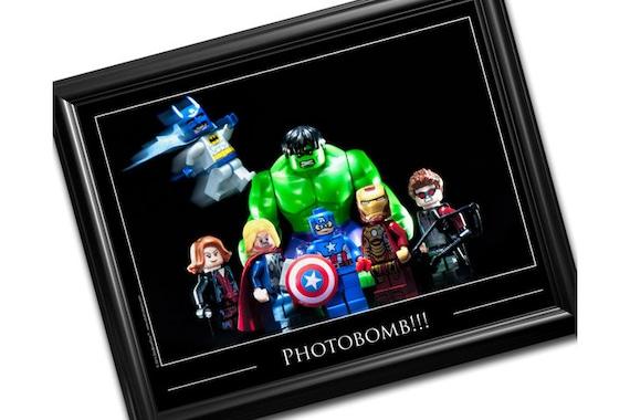 Avengers Wall Lights Toys R Us : Avengers Wall Art LEGO? DC Comics? Batman / by SillyBrickPics