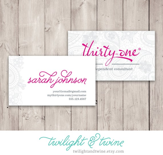 Twilightandtwine thirty one lace business card custom pdf thirty one lace business card custom pdf printable template consultant reheart Choice Image
