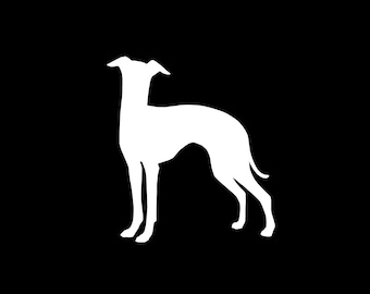 161 Whippet Decal