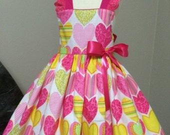 Heart Girl Dress