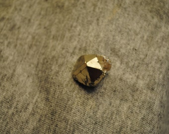 Unusual Iron Pyrite Crystal
