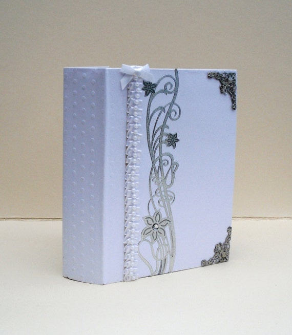 Wedding Photo Books Uk: Wedding Album Handmade Book Wedding Photo By Smilesandmemories
