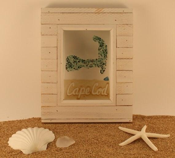 Items similar to cape cod silhouette beach decor for Beachy decor items