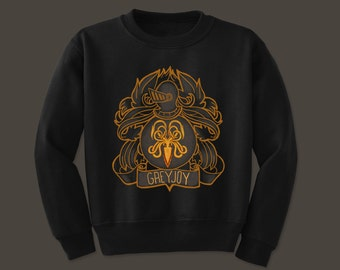 House Greyjoy Crew - Game of Thrones Shirt
