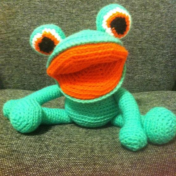 crocheted frog, frog stuffed animal, crochet frog toy, amigurumi toy frog, frog plushie crochet, crochet stuffie frog, handcrafted frog