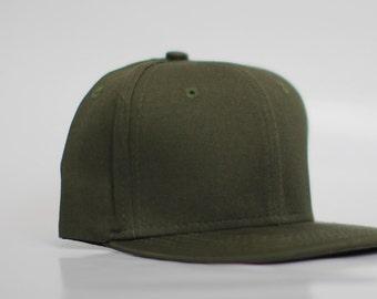 Infant & Toddler Baseball Cap - Dark Army Green