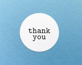 Thank You Stickers, For Happy Post and Mail, Wedding Thankyou Cards, Business, Parcels, Letters and Envelopes Seals, Gift Wrapping Font 4