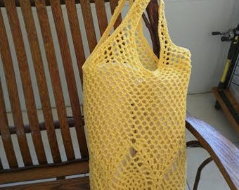 Large Pineapple Tote Bag