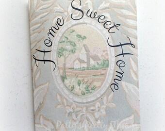 Home Sweet Home Card, New Home Card