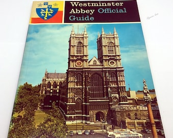 Westminster Abbey Official Guide