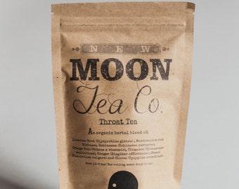 Throat Tea - Organic Loose Leaf Herbal Tea