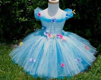 Cinderella 2015 Child Costume