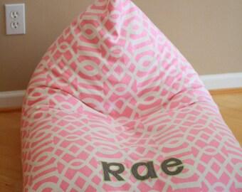 Children's Custom Personalized Beanbag Chair