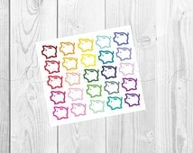 Savings Stickers, Pig Stickers, Planner Stickers